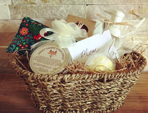 Holiday Gift Basket- Decadent
